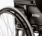 Light, super-light and sport-wheelchairs